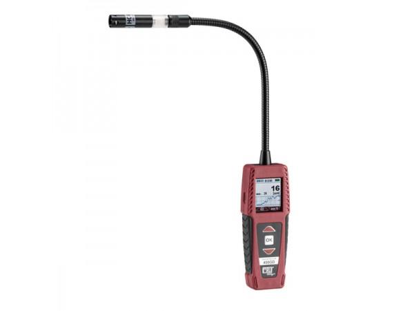 Detector de gaz multifunctional portabil MRU 400GD, acumulator LiIon, greutate 230 grame